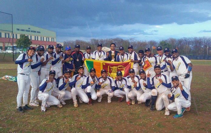 Sri-Lanka-Baseball-team