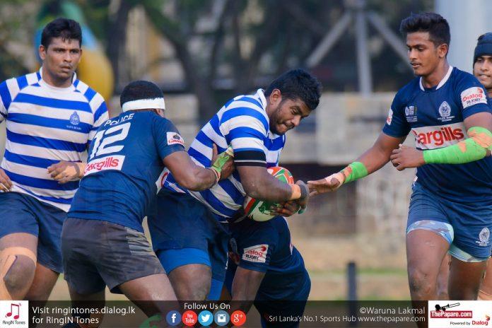 Sri Lanka Club Rugby
