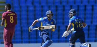 Sri Lanka fined for slow over-rate