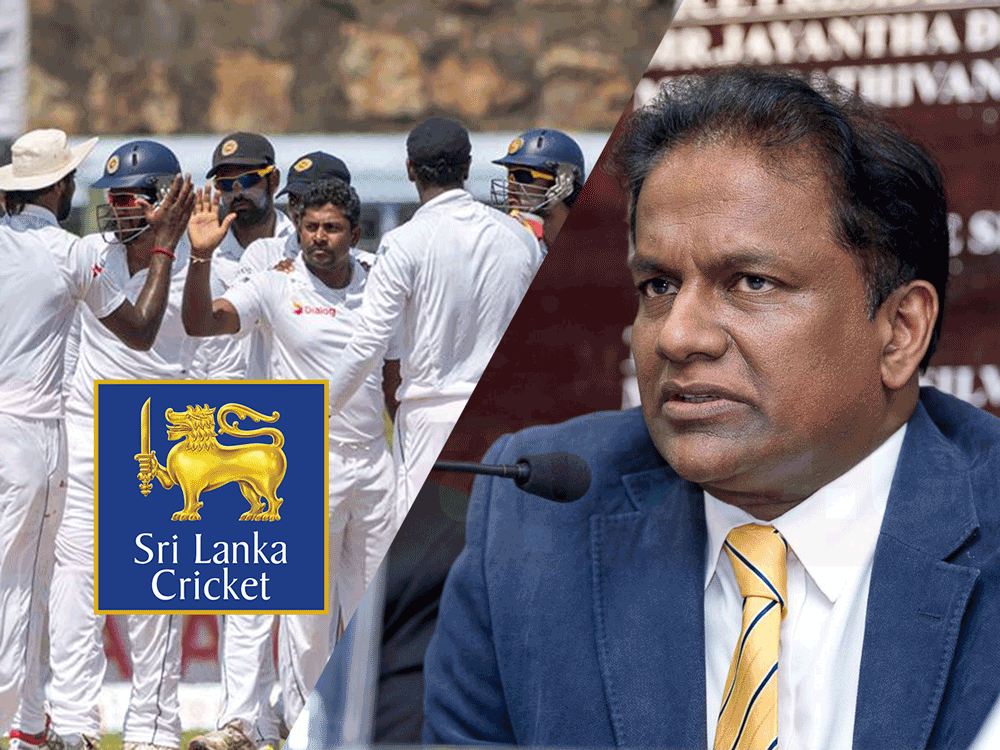 Sri Lanka Cricket opposes two-tier Test structure