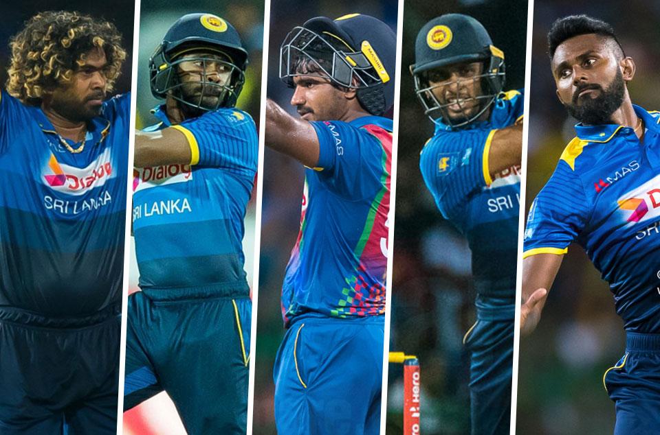 Five Sri Lankan S Picked For T10 League In Dubai