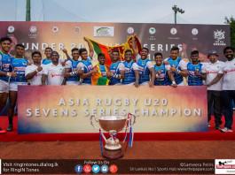 Sri Lanka Crowned Asian Champs despite going down to HK