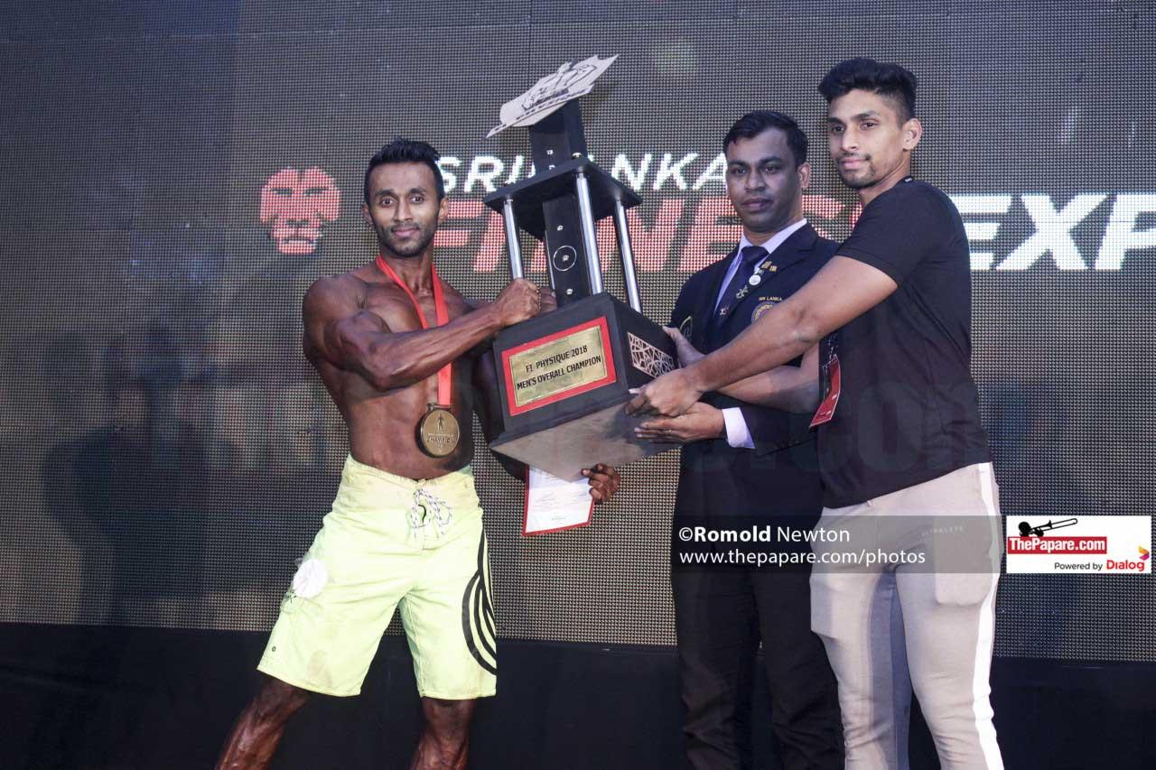 Sri Lanka Fitness expo 2018