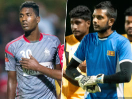 Mahendran Dinesh injured while Sujan Perera returns to National Training