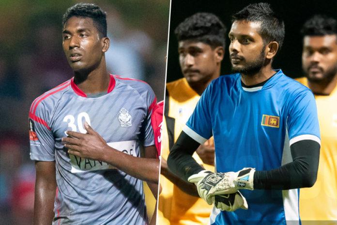 Mahendran Dinesh injured while Sujan Perera returns to National Training
