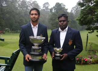 Dhruv Sheoran Wins 130th Sri Lanka Golf Championship