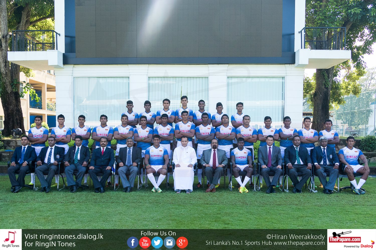 Sri Lanka Juniors go down fighting to Hong Kong