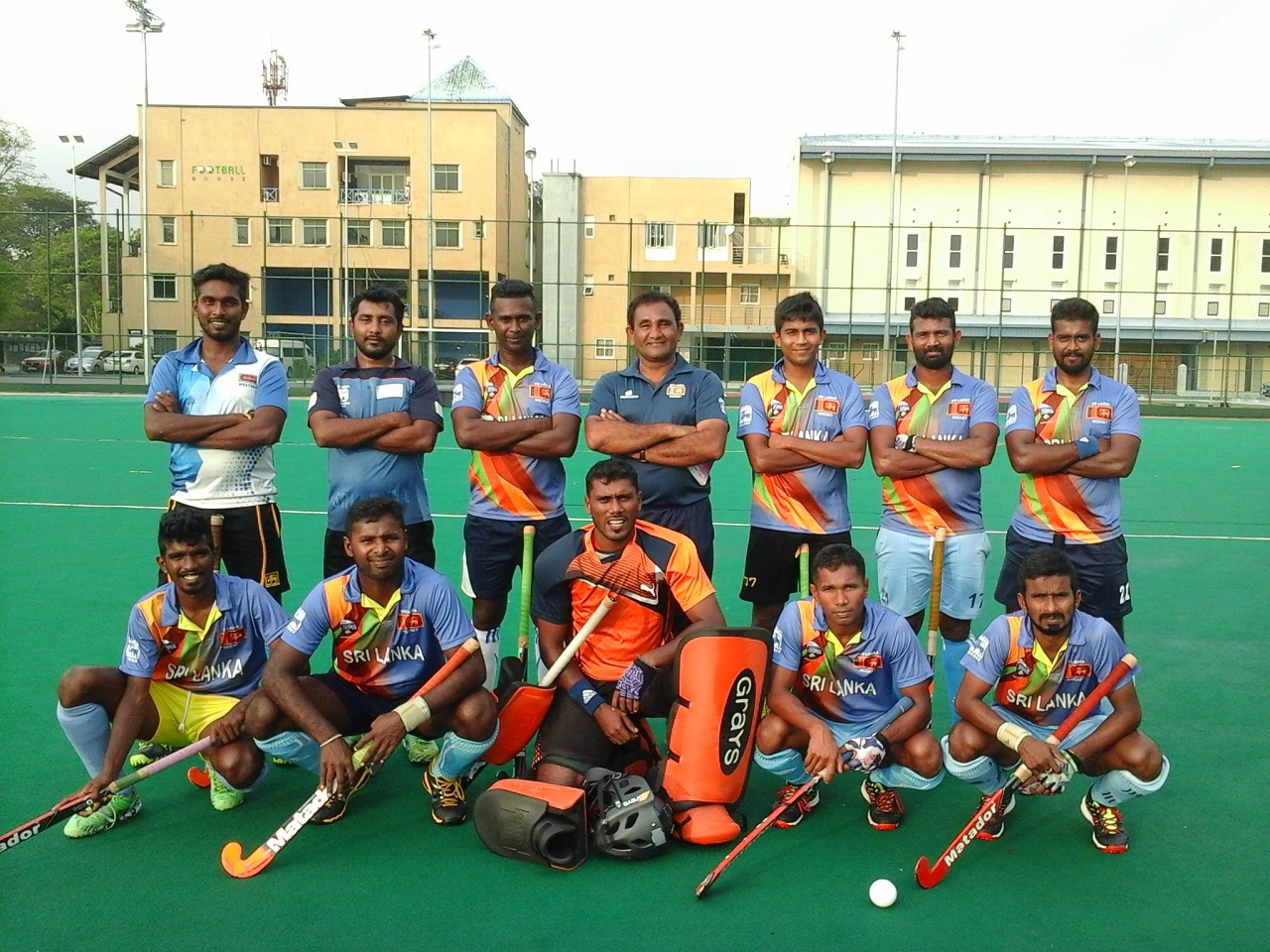 Sri Lanka Men's national hockey team