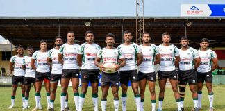Sri Lanka Men's 7's Team - Asia Sevens Series 3rd Leg