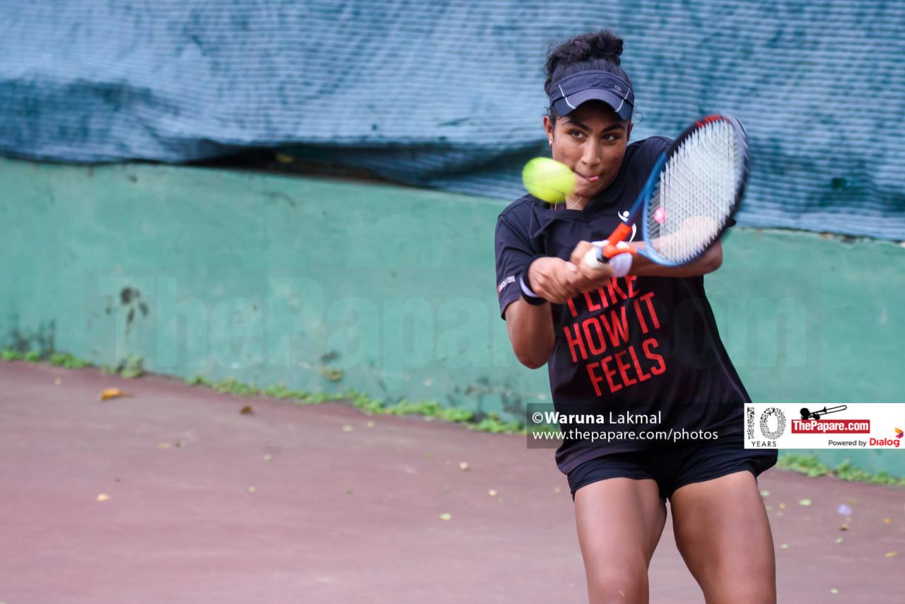Sri Lanka Nationals Tennis Tournament – Day 5