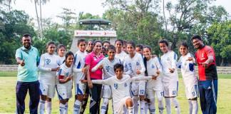 Sri Lanka Navy Womens Football Team