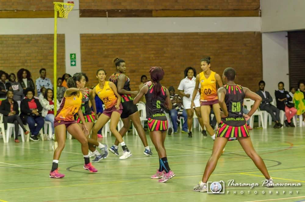 Sri Lanka Netball tour of Malawi