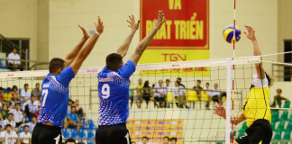 Sri Lanka Ports Authority v Vietnam SC (2017 Asian Men's Club Volleyball Championship)