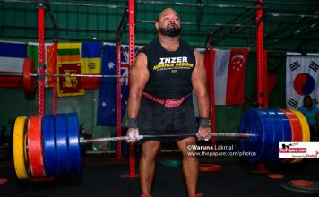 Sri Lanka Powerlifting