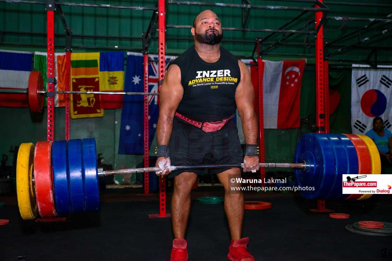 Sri Lanka Powerlifting