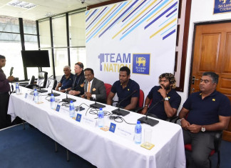 Sri Lanka Press Conference