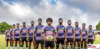 Sri Lanka Rugby 2018