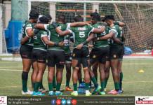Sri Lanka Rugby Team 2017