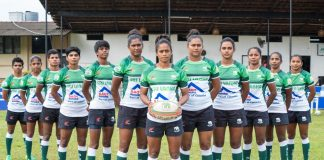 Sri Lanka Rugby Women Asia 7's