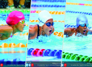 Sri Lanka Schools Swimming