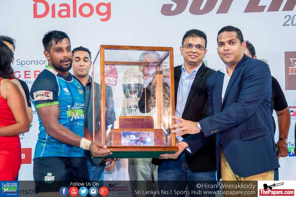 Sri Lanka Super 7s winners 2017