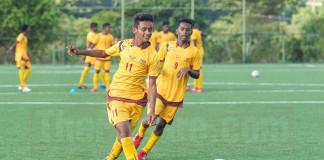 Sri Lanka U15 Football