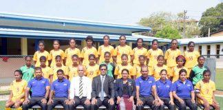 Sri Lanka Women for 2018 SAFF U15 Championship