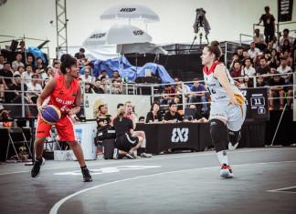Sri Lanka U18 3x3 Basketball 2017