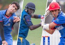 Sri Lanka U19 vs Afghanistan U19