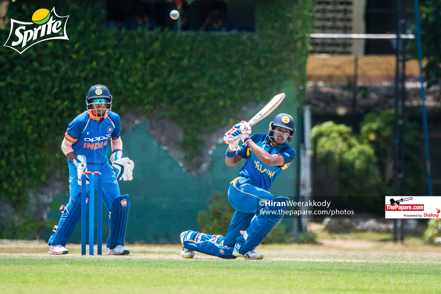 Photos: Sri Lanka U19 vs India U19 | 1st Youth ODI