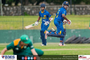 Sri Lanka U19s v South Africa U19s