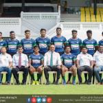 Sri Lanka U20 Rugby 7s team 2017