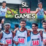 Sri Lanka University Athletics