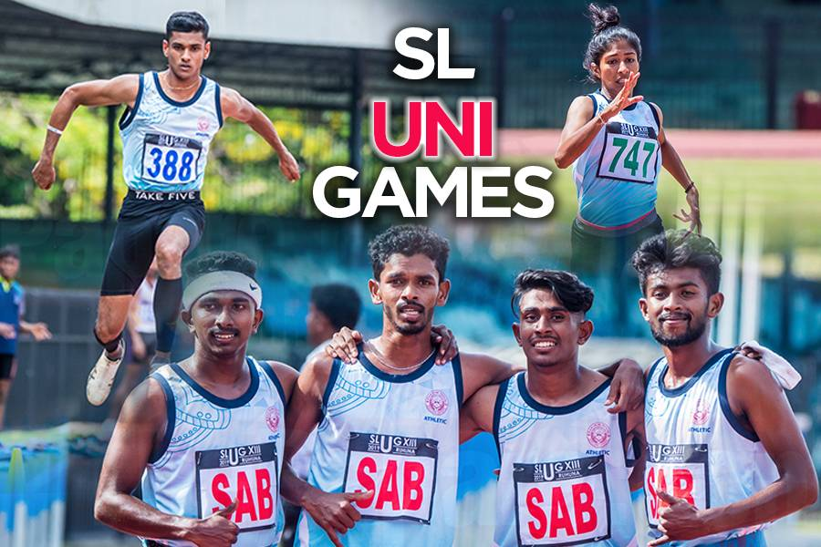 Sri Lanka University Athletics