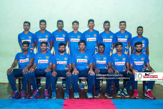 Sri Lanka Volleyball Team