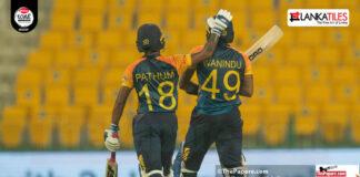 Sri Lanka Vs Ireland