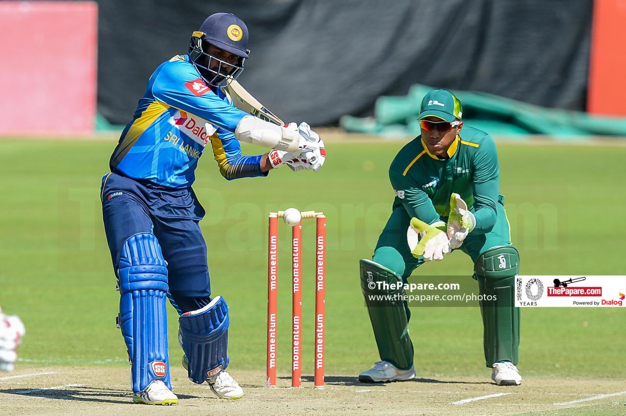 Sri Lanka Vs South Africa Invitation XI