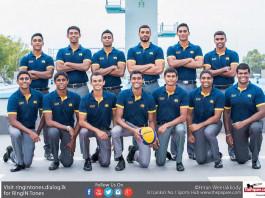 Sri Lanka Water Polo 2017