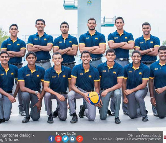 Sri Lanka Water Polo 2017