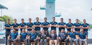 Sri Lanka Waterpolo 2017