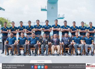 Sri Lanka Waterpolo 2017