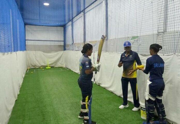 Sri Lanka Women's Cricketers