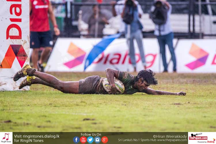 Sri Lanka Women's Rugby