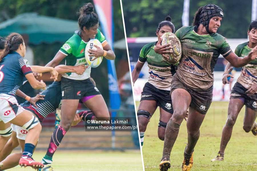 Sri Lanka Women's 7s