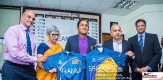 Sri Lanka Womens Cricket T20