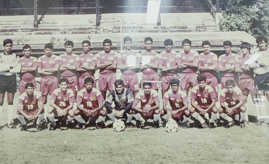 Sri Lanka FIFA World Cup Qualification History