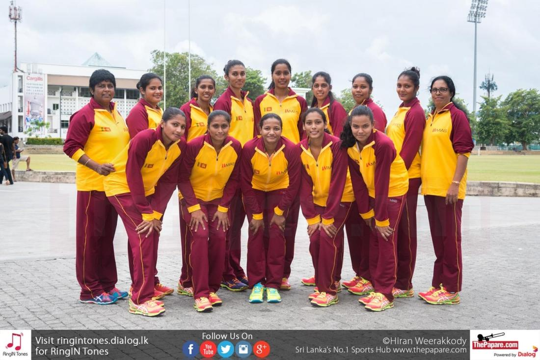 Sri Lanka Netball team