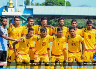Sri Lanka squad for SAFF Suzuki Cup announced