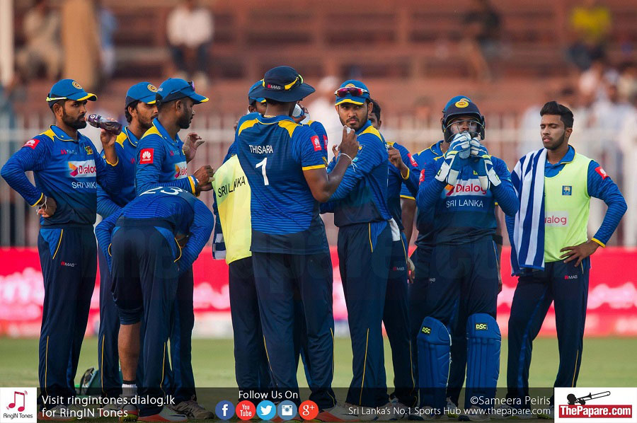Sri Lanka stuck in a vortex of difficulties