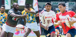 Sri Lanka super 7s 2nd leg day 1